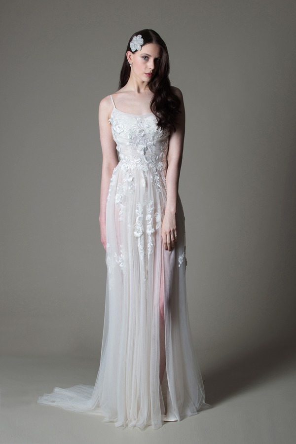 Fionn wedding dress from the MiaMia True Romance 2017 Bridal Collection