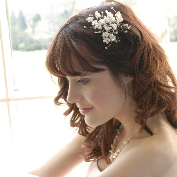 Incorporating Floral Bridal Accessories Into Your Look
