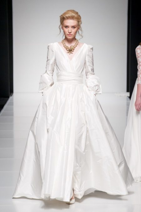 Florence wedding dress from the Sassi Holford Twenty17 Bridal Collection