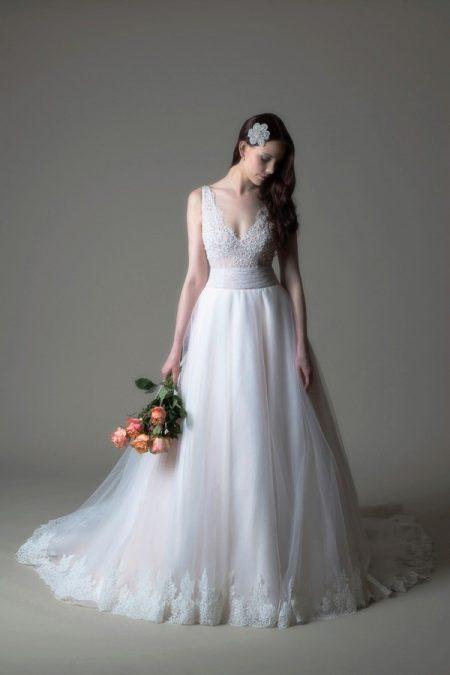 Gigi wedding dress from the MiaMia True Romance 2017 Bridal Collection