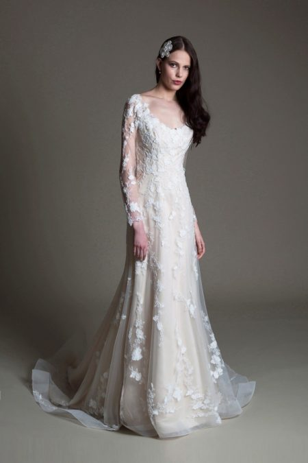 Harley wedding dress from the MiaMia True Romance 2017 Bridal Collection