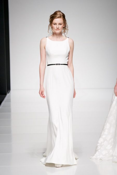 Hettie wedding dress from the Sassi Holford Twenty17 Bridal Collection