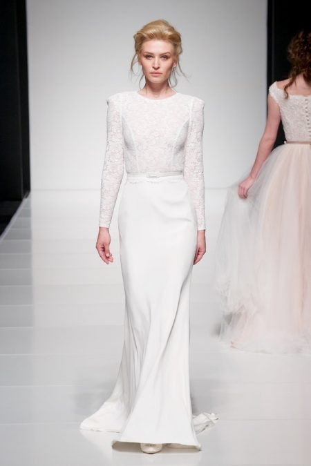Honor wedding dress from the Sassi Holford Twenty17 Bridal Collection