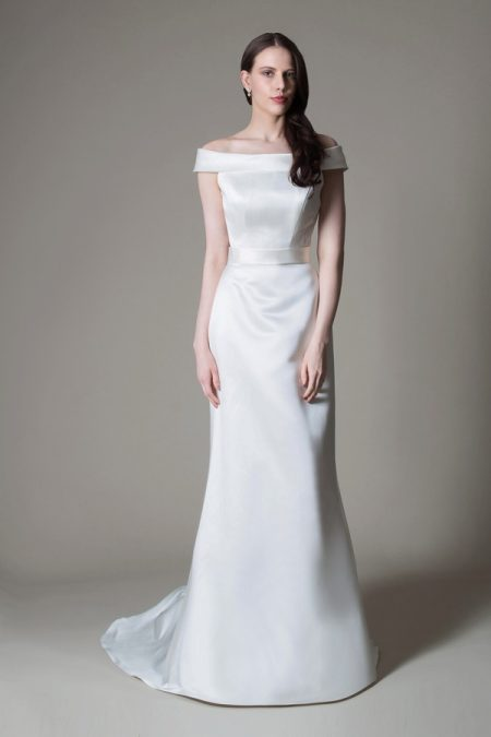 Kiara wedding dress from the MiaMia True Romance 2017 Bridal Collection