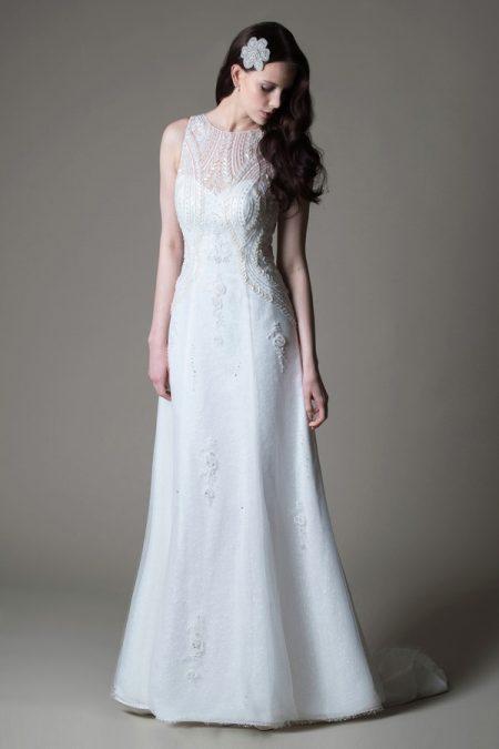 Loretta wedding dress from the MiaMia True Romance 2017 Bridal Collection