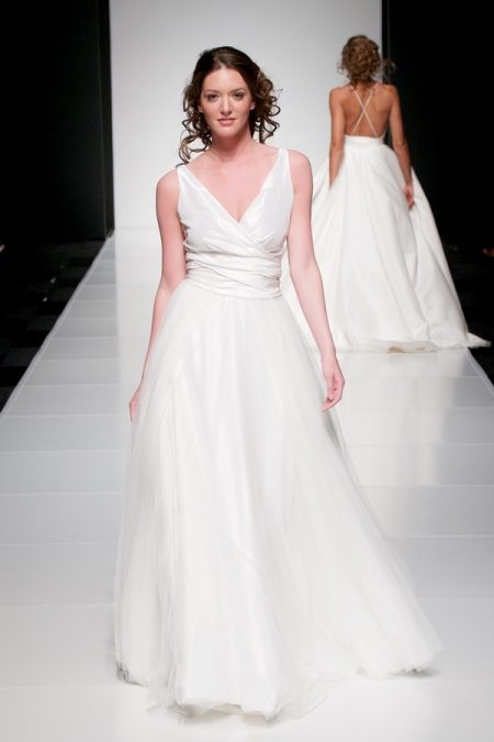 Maisie Top and Skirt from the Sassi Holford Twenty17 Bridal Collection