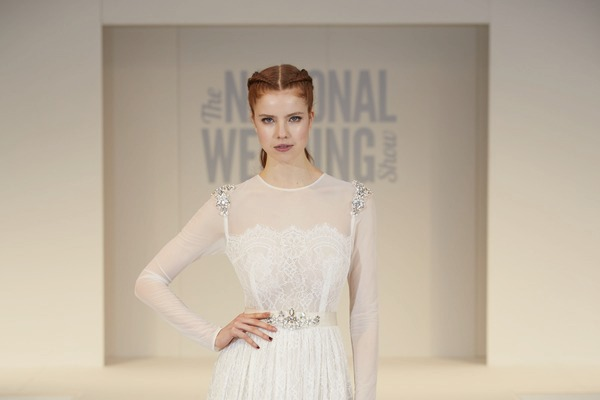 The National Wedding Show Spring 2017 Catwalk