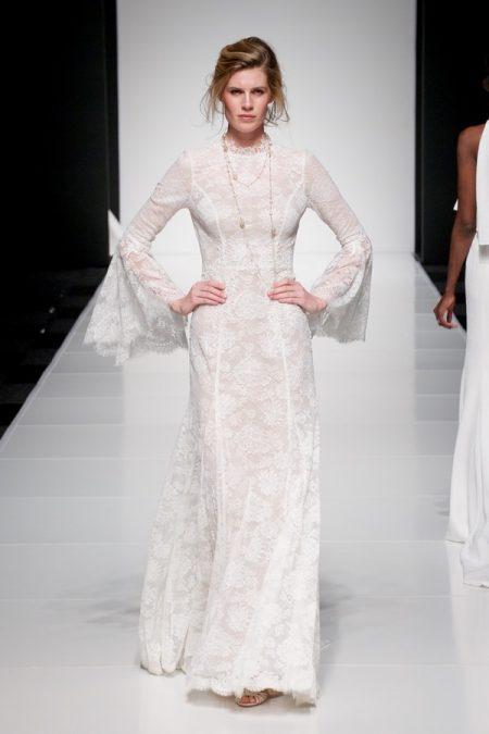 Selena wedding dress from the Sassi Holford Twenty17 Bridal Collection