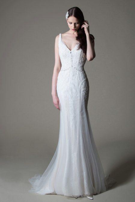 Sophia wedding dress from the MiaMia True Romance 2017 Bridal Collection