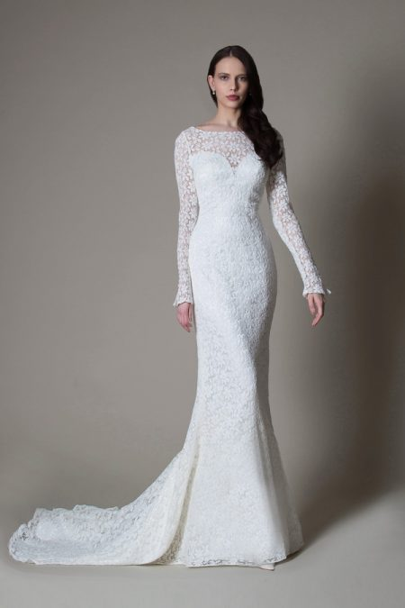 Sylvia wedding dress from the MiaMia True Romance 2017 Bridal Collection