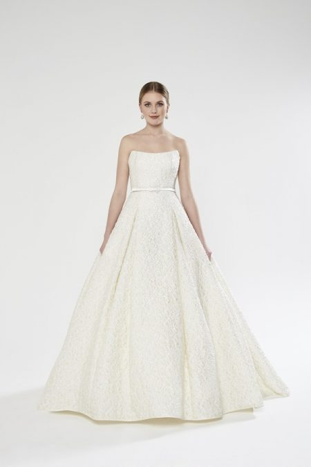 Victoria wedding dress from the Sassi Holford Twenty17 Bridal Collection