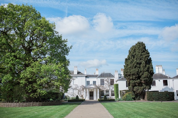 Pembroke Lodge wedding venue
