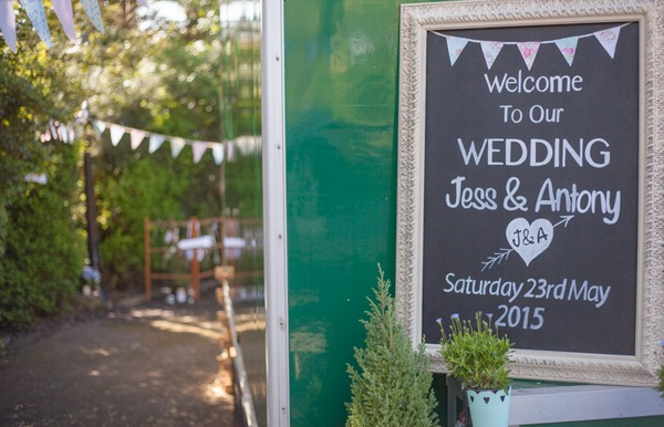 A Handmade, Vintage Styled Wedding in Lancashire