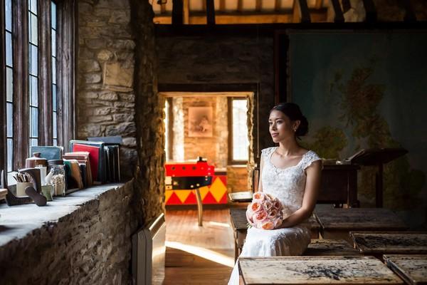 Bride in Scaplen's Court