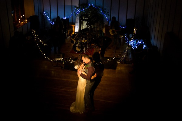 First dance at Bridwell