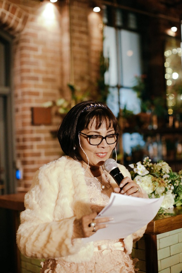 Mother of the bride speech