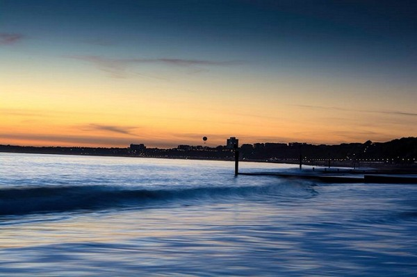 Bournemouth at Dusk