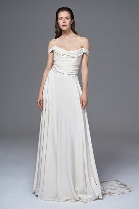 Charlotte Wedding Dress from the Halfpenny London Wild Love 2017 Bridal Collection