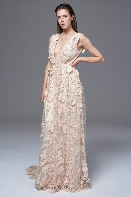 Clemence Wedding Dress from the Halfpenny London Wild Love 2017 Bridal Collection
