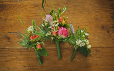 Quirky Buttonholes