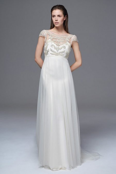 Elaine Wedding Dress from the Halfpenny London Wild Love 2017 Bridal Collection