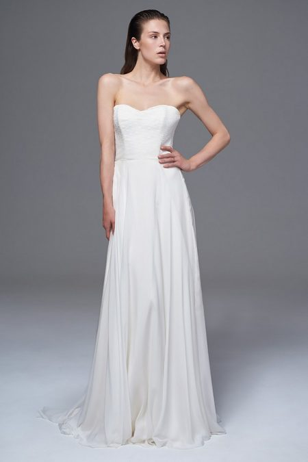 Elke Wedding Dress from the Halfpenny London Wild Love 2017 Bridal Collection