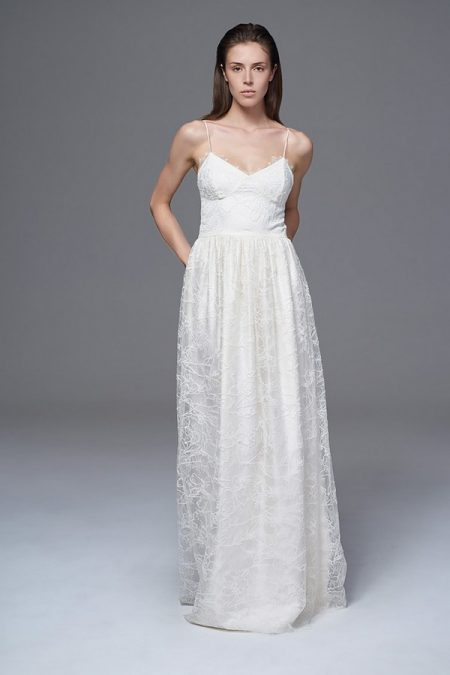 Francesca Wedding Dress from the Halfpenny London Wild Love 2017 Bridal Collection