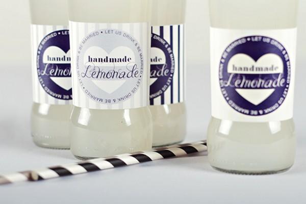 Free Printable Lemonade Labels