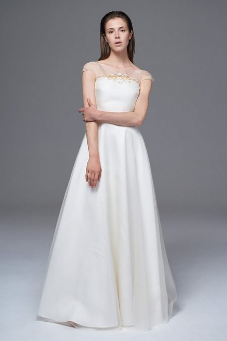 Grace Wedding Dress from the Halfpenny London Wild Love 2017 Bridal Collection