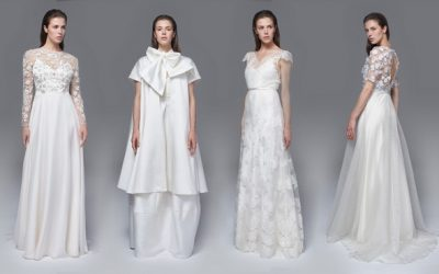 Halfpenny London Wild Love 2017 Bridal Collection