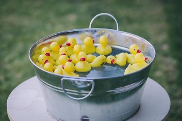 Hook-a-Duck Game