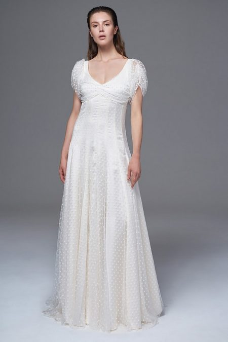 Kate Moss Wedding Dress from the Halfpenny London Wild Love 2017 Bridal Collection
