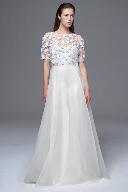 Opal Wedding Dress from the Halfpenny London Wild Love 2017 Bridal Collection