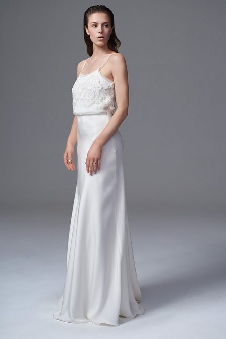 Phoebe Wedding Dress from the Halfpenny London Wild Love 2017 Bridal Collection