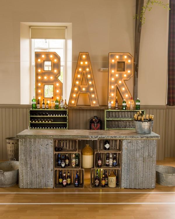 Pop-Up Bar