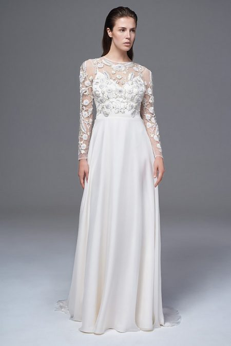 Sylvie Wedding Dress from the Halfpenny London Wild Love 2017 Bridal Collection