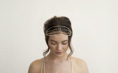 New Gillian Million and Amanda Wakeley Bridal Headpiece Collection