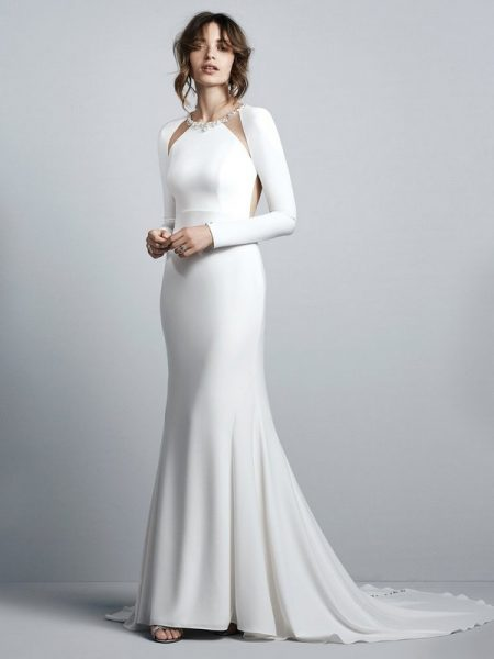 Arleigh Wedding Dress from the Sottero and Midgley Grayson 2017 Bridal Collection