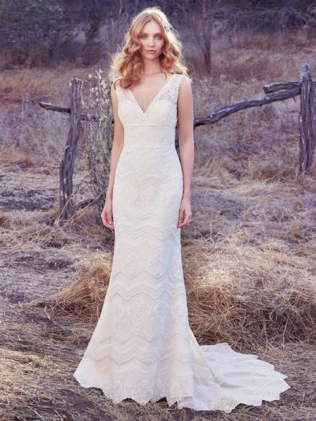 Brynn Wedding Dress from the Maggie Sottero Cordelia 2017 Bridal Collection