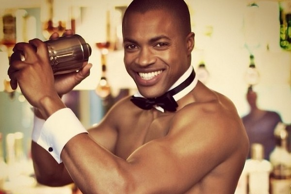 Hen Party Fun with Butlers in the Buff