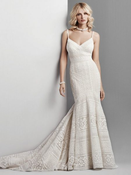 Cooper Wedding Dress from the Sottero and Midgley Grayson 2017 Bridal Collection