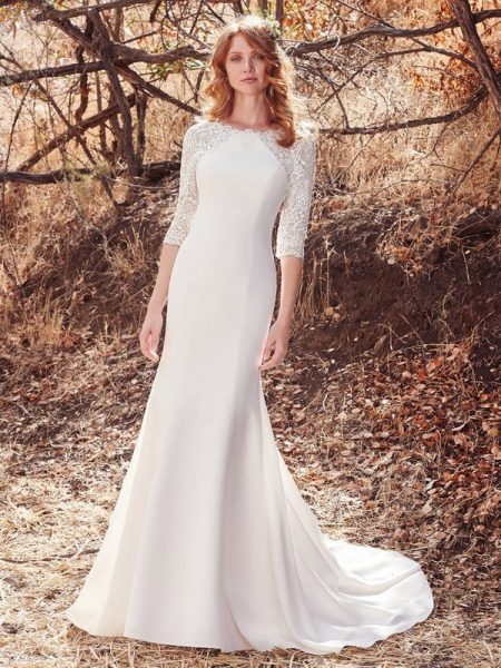 Cora Wedding Dress from the Maggie Sottero Cordelia 2017 Bridal Collection