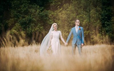 A Colourful Wedding at The Bickley