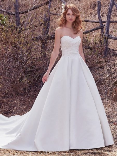 Cressida Wedding Dress from the Maggie Sottero Cordelia 2017 Bridal Collection