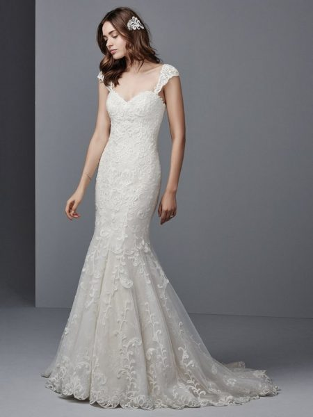 Dale Wedding Dress from the Sottero and Midgley Grayson 2017 Bridal Collection