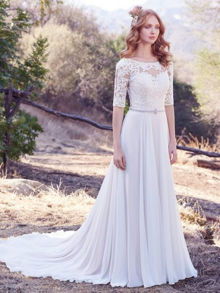 Darcy Wedding Dress from the Maggie Sottero Cordelia 2017 Bridal Collection