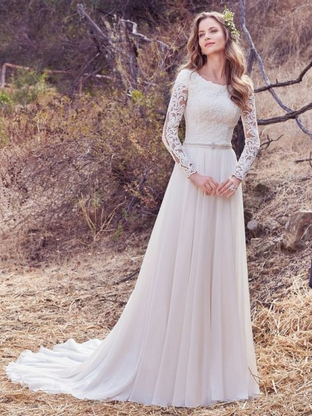 Darcy Marie Wedding Dress from the Maggie Sottero Cordelia 2017 Bridal Collection