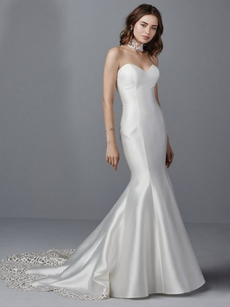 Eldridge Wedding Dress from the Sottero and Midgley Grayson 2017 Bridal Collection