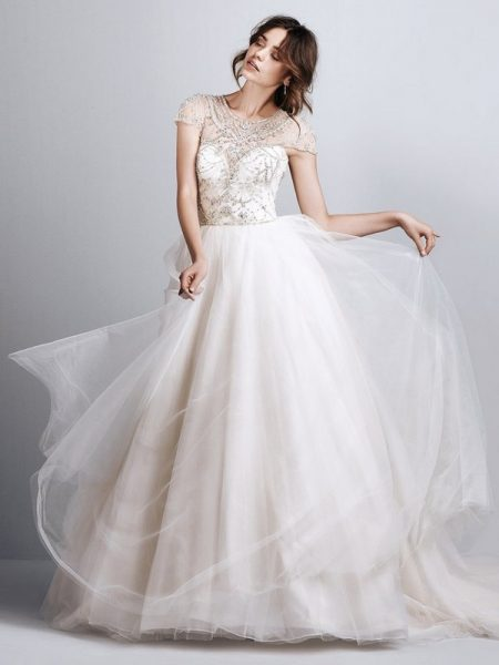 Emery Wedding Dress from the Sottero and Midgley Grayson 2017 Bridal Collection