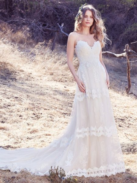 Emily Wedding Dress from the Maggie Sottero Cordelia 2017 Bridal Collection